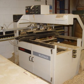SCM MULTITECH drilling machine Image 1