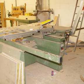 WADKIN SP12 panel saw Image 1