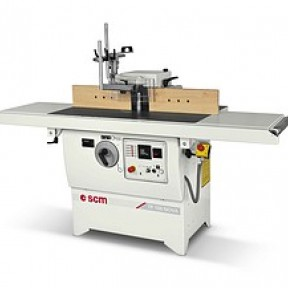 SCM TF100 spindle moulder Image 1