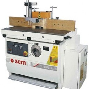 SCM TF130 PS Class spindle moulder Image 1