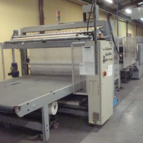 SOTEMAPACK shrink wrapping machine Image 1