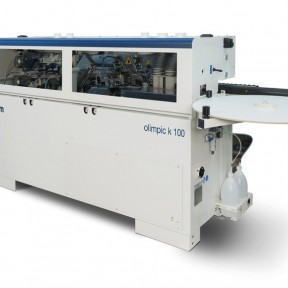 NEW SCM K100 hot melt edgebander Image 1