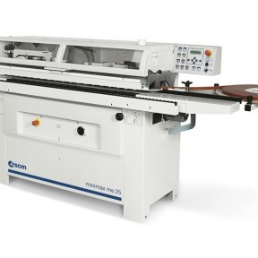 NEW Minimax ME25 hot melt edgebander Image 1