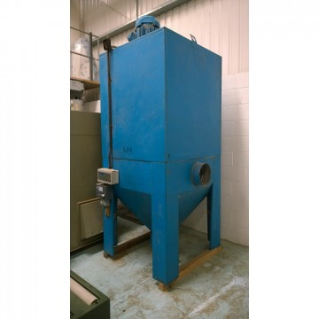 SPENSTEAD single bag dust extractor cabinet Image 1