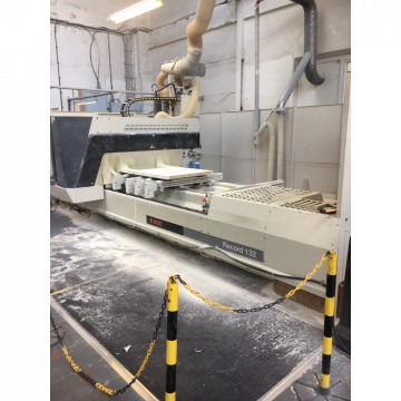 SCM Record 132 cnc router, beam and pod Image 1
