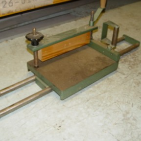 Sliding tenon table attachment Image 1