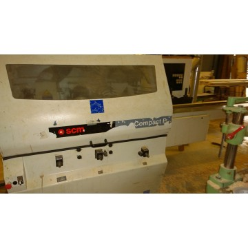 SCM COMPACT P four sided PLANER Image 1
