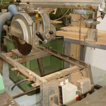 MULTICO C3/3 cross cut saw Image 1
