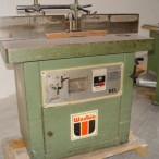 WADKIN BEL spindle moulder
