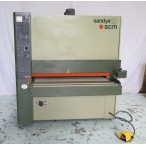SCM SANDYA 10 RCS CALIBRATING / VENEER SANDER, 1300mm