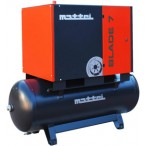 Mattei blade air compressor