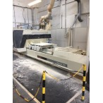 SCM Record 132 cnc router, beam and pod