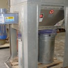 DPS  twin bin dust extractor extractor Image 2