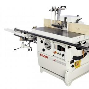 SCM TI115 spindle moulder Image 1