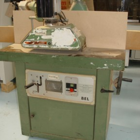 WADKIN BEL spindle moulder + feed unit Image 1