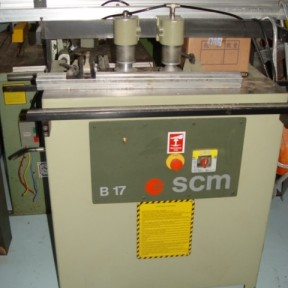 Multi Spindle Dowel Hole Driller SCM B17 Image 1
