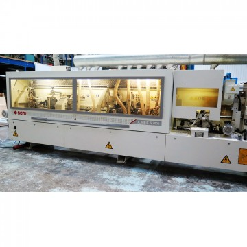 SCM S2000 edge bander, pre-mill and corner rounding (2008) Image 1