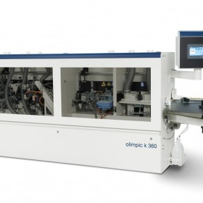 NEW SCM K360 hot melt edgebander Image 1