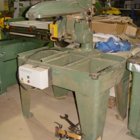 WADKIN 350 BRA cross cut saw Image 1