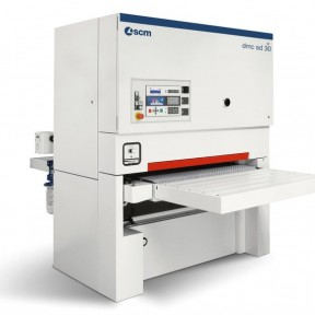 New SCM DMC SD30 wide belt sander Image 1