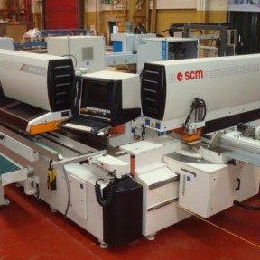 SCM WINDOR 20 CNC window & door centre Image 1