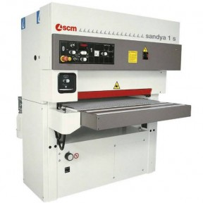 NEW SCM Sandya 1S wide belt sander Image 1