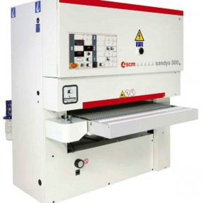 NEW SCM Sandya 300 wide belt sander Image 1