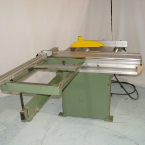 WADKIN SP130 panel saw Image 1