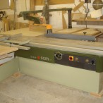 SCM Si16wa sliding table panel saw